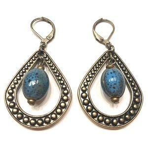 Jewelry - 💙 Fun Teardrop Earrings 💙